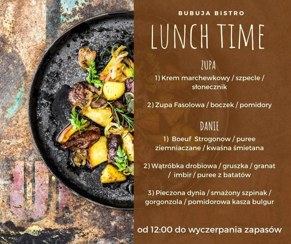 Lunch z dowozem Zakopane 10-11-2020